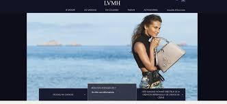 lvmh adresse si e lance un dispositif digital dédié aux jeunes talents
