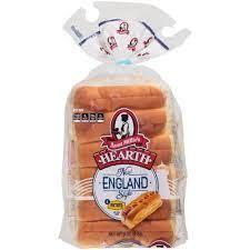 new england style hot dog bun aunt millie s new england style potato hot dog buns my meals are