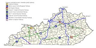 County Map Kentucky Road Maps Ky In Addition Kentucky Map With Highways Moreover