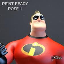 incredible printable pose 1 cgtrader