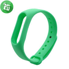 bracelet rubber images Xiaomi mi band 2 rubber bracelet wrist strap high material jpg