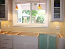 Install Kitchen Base Cabinets Kitchen Outstanding Installing Kitchen Cabinets Cabinet