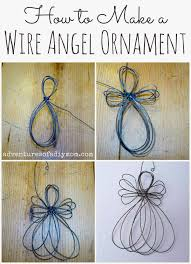 Christmas Angel Tree Decorations To Make by 108 Best Make Stuff Angels Images On Pinterest Christmas Crafts