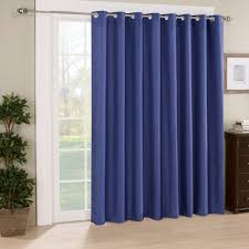 Eclipse Curtains Thermalayer by Newport Thermalayer Blackout Patio Door Panel