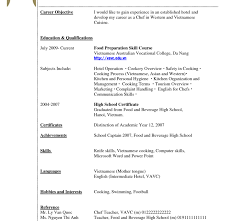 No Work Experience Resume Examples by Resume Sample For A Teacher With No Experience Templates