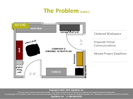Small Business Floor Plans Work Space Planning Case Study Small Business