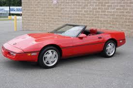 1989 corvette convertible 1989 chevy corvette convertible 6 spd 24923 actual 2