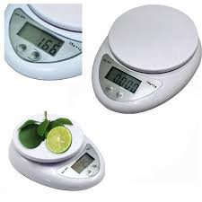 high precision digital kitchen food scale electronic weight