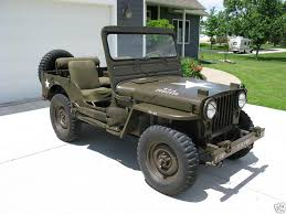 old military jeep truck classic military vehicles your source for vintage flat fender