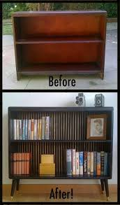 Diy Bookshelves Cheap by 25 Best Bookshelf Makeover Diy Ideas On Pinterest Sports Room
