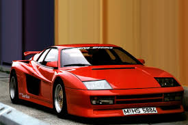 80s ferrari thought the f40 was the wildest ferrari think again carsguide