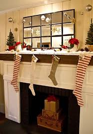 Christmas Decorations For Fireplace Mantel 50 Absolutely Fabulous Christmas Mantel Decorating Ideas