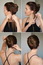 images of braids with french roll hairstyle awesome kaustutorial letitetty banaaninuttura hair tutorial