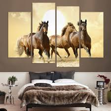online buy wholesale horse canvas painting from china horse canvas