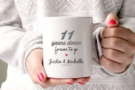 11 ans de mariage cadeau danniversaire 11 11e anniversaire de mariage
