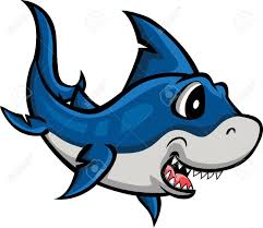 shark cartoon royalty free cliparts vectors and stock