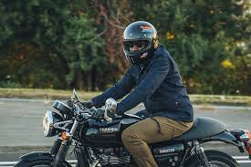 motorcycle gear gear review pando moto m65 jacket return of the cafe racers