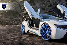 Bmw I8 Custom - 2015 bmw i8 u2013 rohana wheels