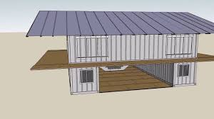 3 design shipping container house with sketchup youtube