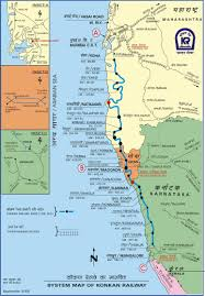 Mumbai Map Konkan Railway Map Mumbai U2022 Mappery