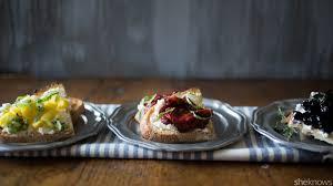 Easy Summer Entertaining 3 Fruity Bruschetta Recipes Perfect For Easy Summer Entertaining