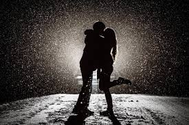 wallpaper of couple couple kissing in snow hd love 4k wallpapers images backgrounds
