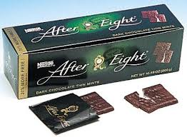 After Dinner Ideas Best 25 After Eight Chocolate Ideas On Pinterest After Eight