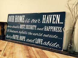 Best Custom Handmade Wood Signs And Personalized Home Decor - Custom signs for home decor