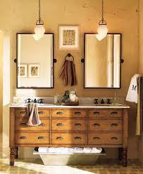 meuble de salle de bain original idée meuble salle de bains tendances colonne vasque et miroir