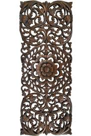 carved wooden wall pictures floral wood carved wall panel wood wall decor for sale asiana