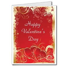 big valentines day 2 x3 s day card w envelope health