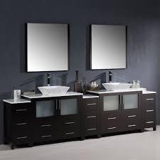 vanity single vessel sink vanity sets 60 inch bathroom vanities