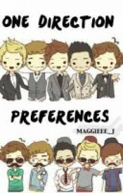 one direction imagines and preferences thanksgiving wattpad