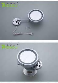 hotel 3x magnifier bathroom mirror with light buy bathroom