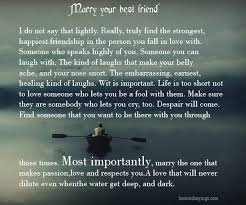 best friend marriage quotes best quotes for best friend marriage marrying your best friend