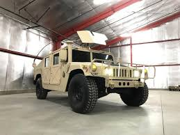 armored hummer am general hummer for sale hemmings motor news