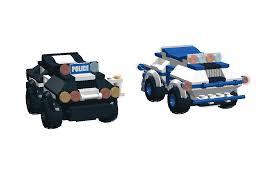 lego ideas police armored cars