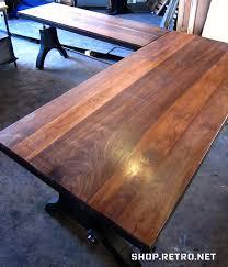 72 x 36 desk vintage industrial hure desk with return vintage industrial furniture