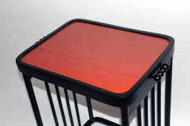 black and red coffee table coffee tables