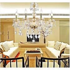 hängele küche kronleuchter kristall led traditionell klassisch wohnzimmer