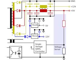 computer smps circuit diagram u2013 cubefield co