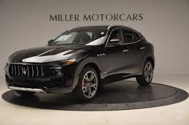 maserati levante interior 2018 maserati levante in greenwich united states for sale on