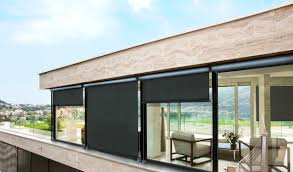 roller blinds canvas outdoor t line pratic f lli orioli