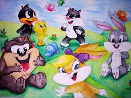 baby looney tunes wallpapers wallpaper cave