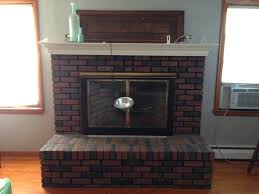 how to whitewash your fireplace rachel rossi
