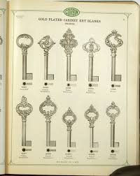 corbin cabinet lock co illustrated catalogue of keys and key blanks tags strikes rings
