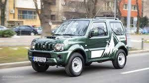 jimmy jeep suzuki suzuki jimny review autoevolution