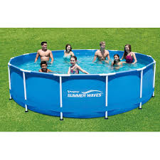 outdoor water park in tacoma 16ft swimming pool colman pool