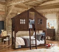 Atlas Bunk Bed Tree House Bunk Bed Pottery Barn Catholic