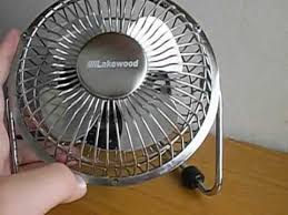 Small Desk Fans Lakewood Hv 4 Mini Desk Fan